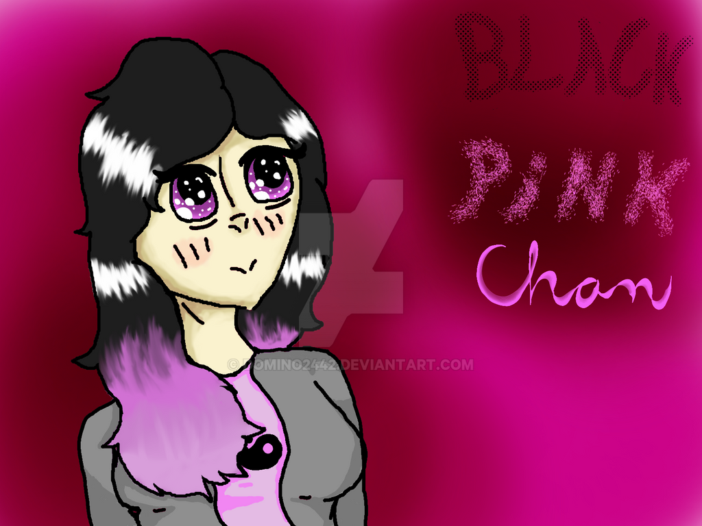 Black Pin Chan For Temmie 164 by Domino2442