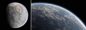 Procedural Planets - Rocky Planet