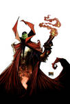 Spawn 185 cover
