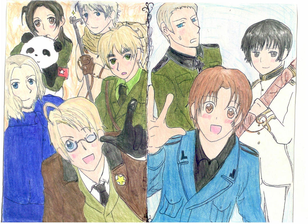 Axis powers hetalia allies x axis forces by rollingbluemouse on axis powers hetalia allies x axis forces by rollingbluemouse publicscrutiny Images