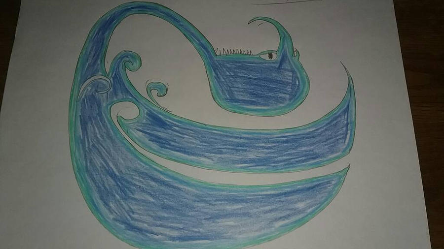 HTTYD: Tidal Class Symbol  by AlphaDeathBiter