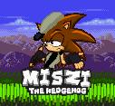 Miszi the Hedgehog DA ID by Miszi