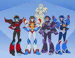 Seekers The Musical Designs by Etherstar