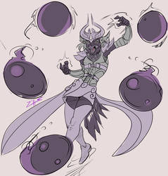 Raven Syndra