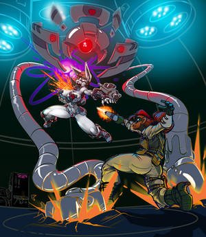 Ranger vs Kyoshi