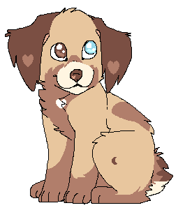 Puppy by Pebble-Aki