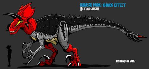 JP: Chaos Effect Ultimasaurus ( Updated 2017! )