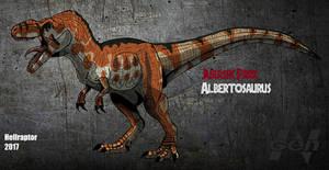 Jurassic Park: Albertosaurus