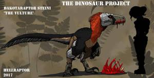 Dakotaraptor steini-The Vulture