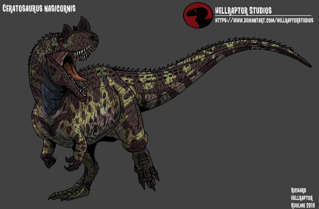 Ceratosaurus nasiconis