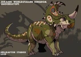 Jurassic World: Sinoceratops