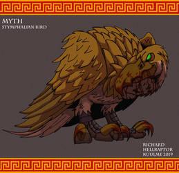 Myth: Stymphalian Bird