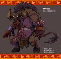Myth: The Minotaur