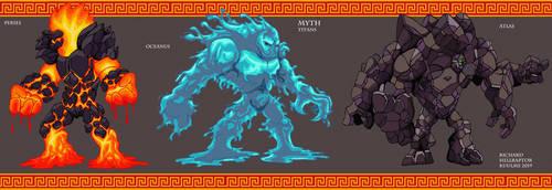 Myth: Titans