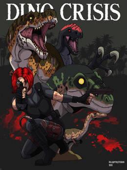 Dino Crisis Cover art