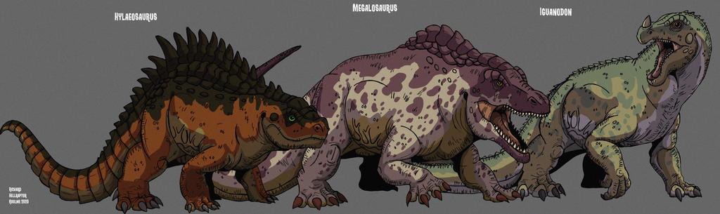 Victorian Dinosaurs