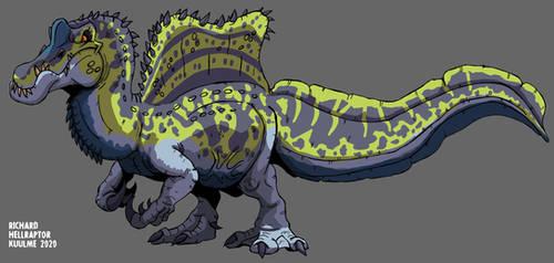 Spinosaurus 2020 version