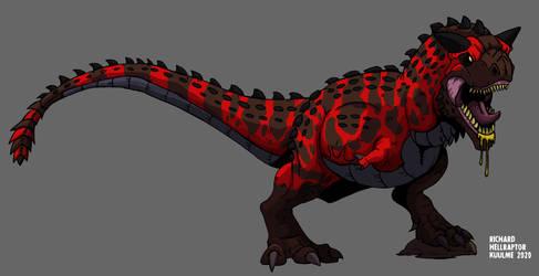 Demon Carnotaurus