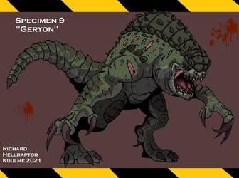 Specimen 9 : Geryon