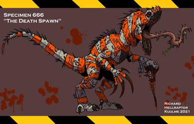 Specimen 666: The Death Spawn