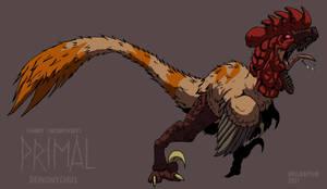 Primal: Deinonychus