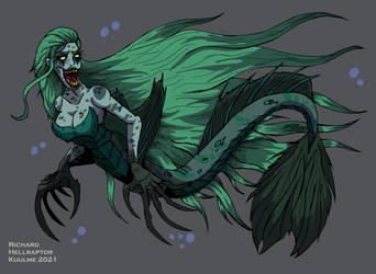 Monsters: Mermaid (Updated !!!)