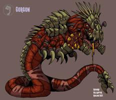 Raptormorphs: Gorgon
