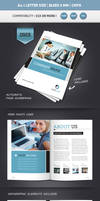 CORPORATE BROCHURE INDESIGN TEMPLATE