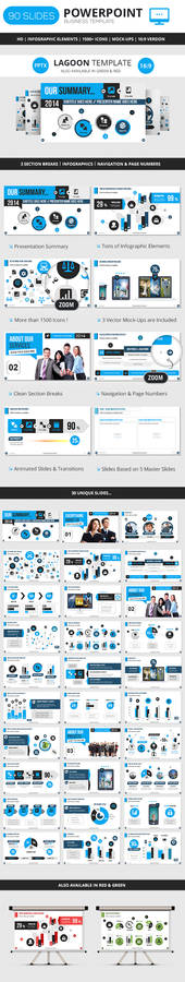 PowerPoint Business Presentation Template