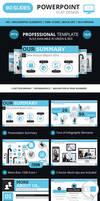 Modern PowerPoint Business Presentation Template