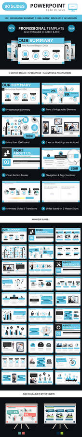 Modern PowerPoint Business Presentation Template