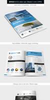 Bifold Business Brochure Template