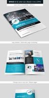 Business Brochure Template Bifold