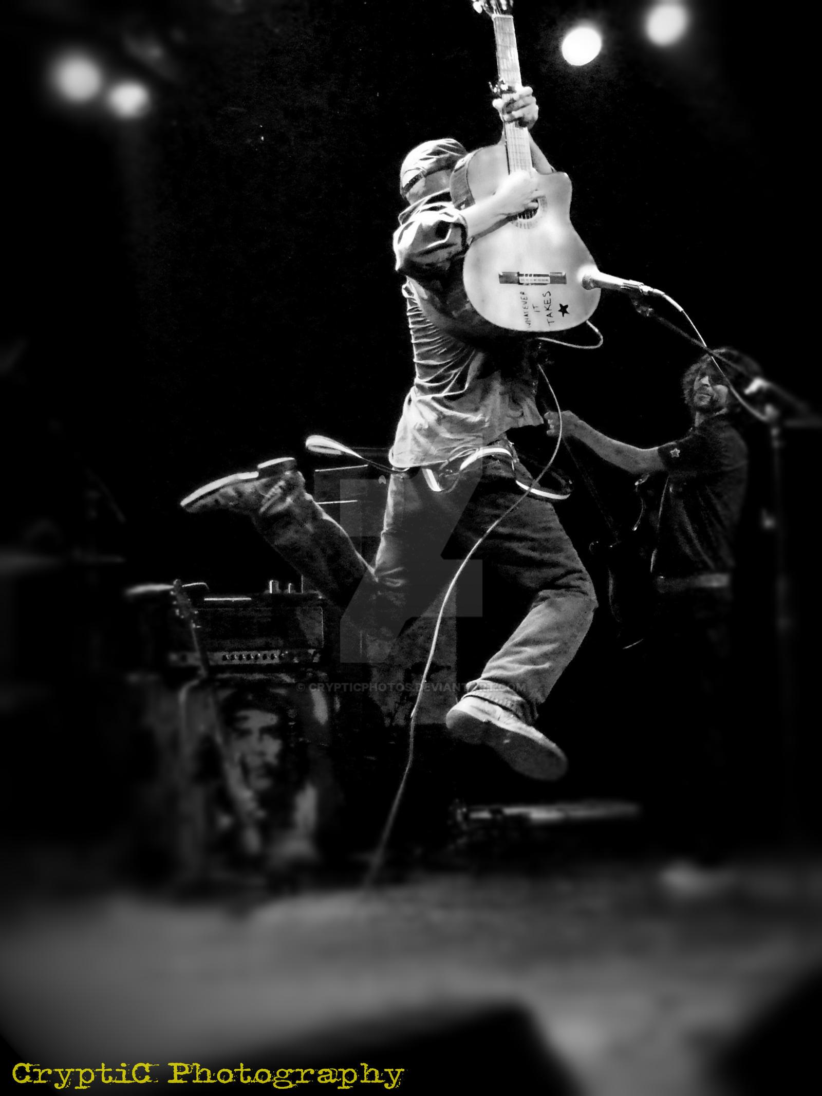 Tom Morello - Lucky Leap by crypticphotos