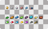 Random Tiles: 5 by LogiedanT-T