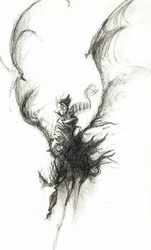 Harry and the Thestral