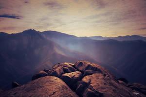 Mountains by Trajan-pro