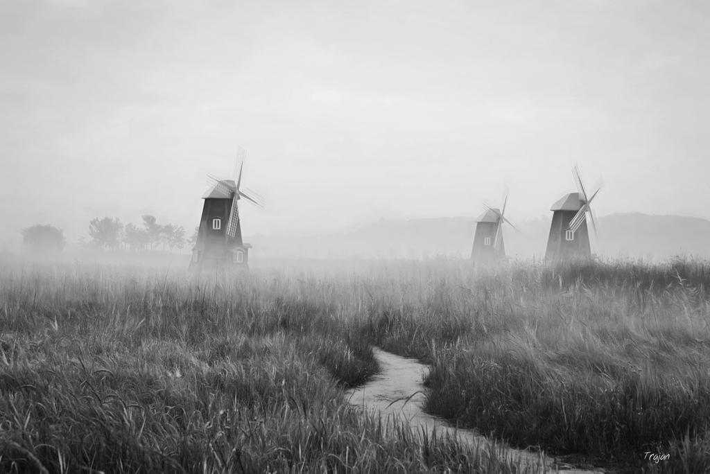 Mills by Trajan-pro