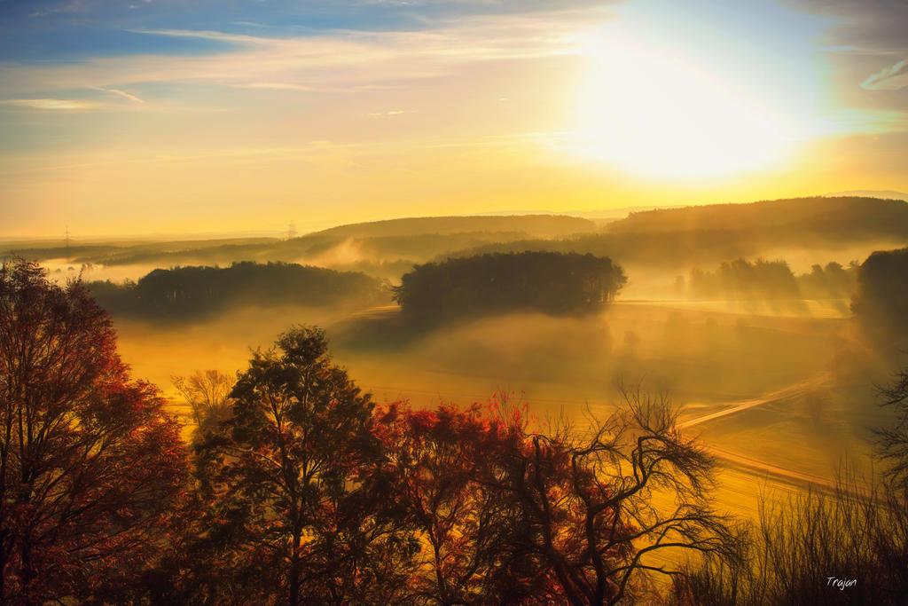 Sunrise  by Trajan-pro