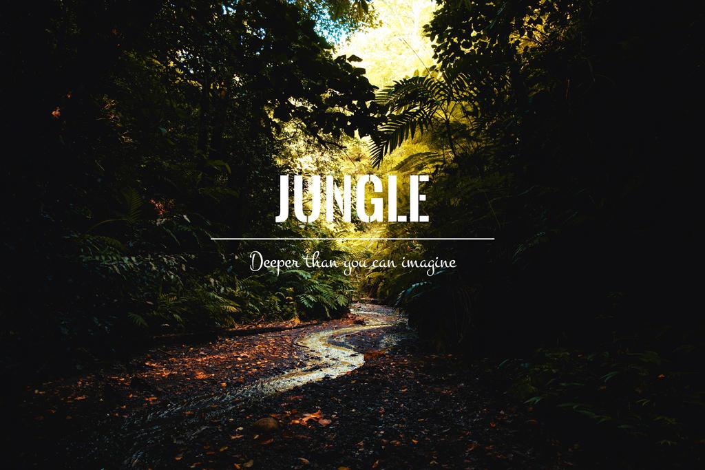 Jungle. by Trajan-pro