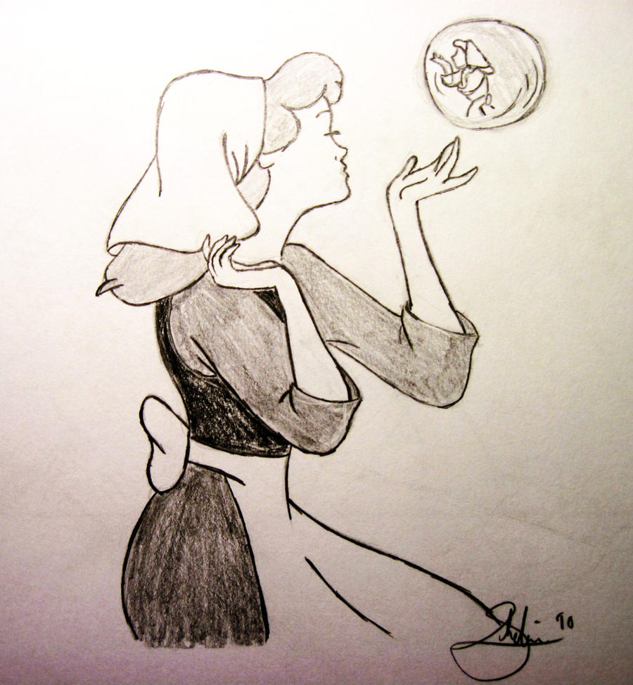 cinderella drawings tumblr - photo #11