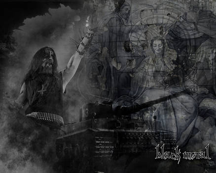 Black Metal by nosve