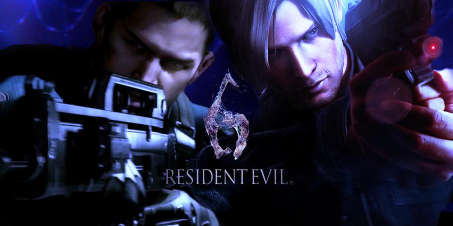 Resident Evil 6  Chris...