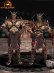 Shao Kahn - Mortal Kombat 9
