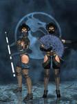Kitana Primary - Mortal Kombat X (IOS)