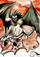 Hellblazer- Devil by Nonko