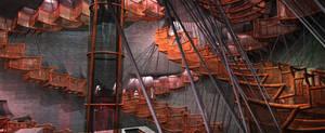 City of Silence   Fire   Inside rendering
