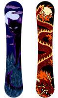 Snowboard design...