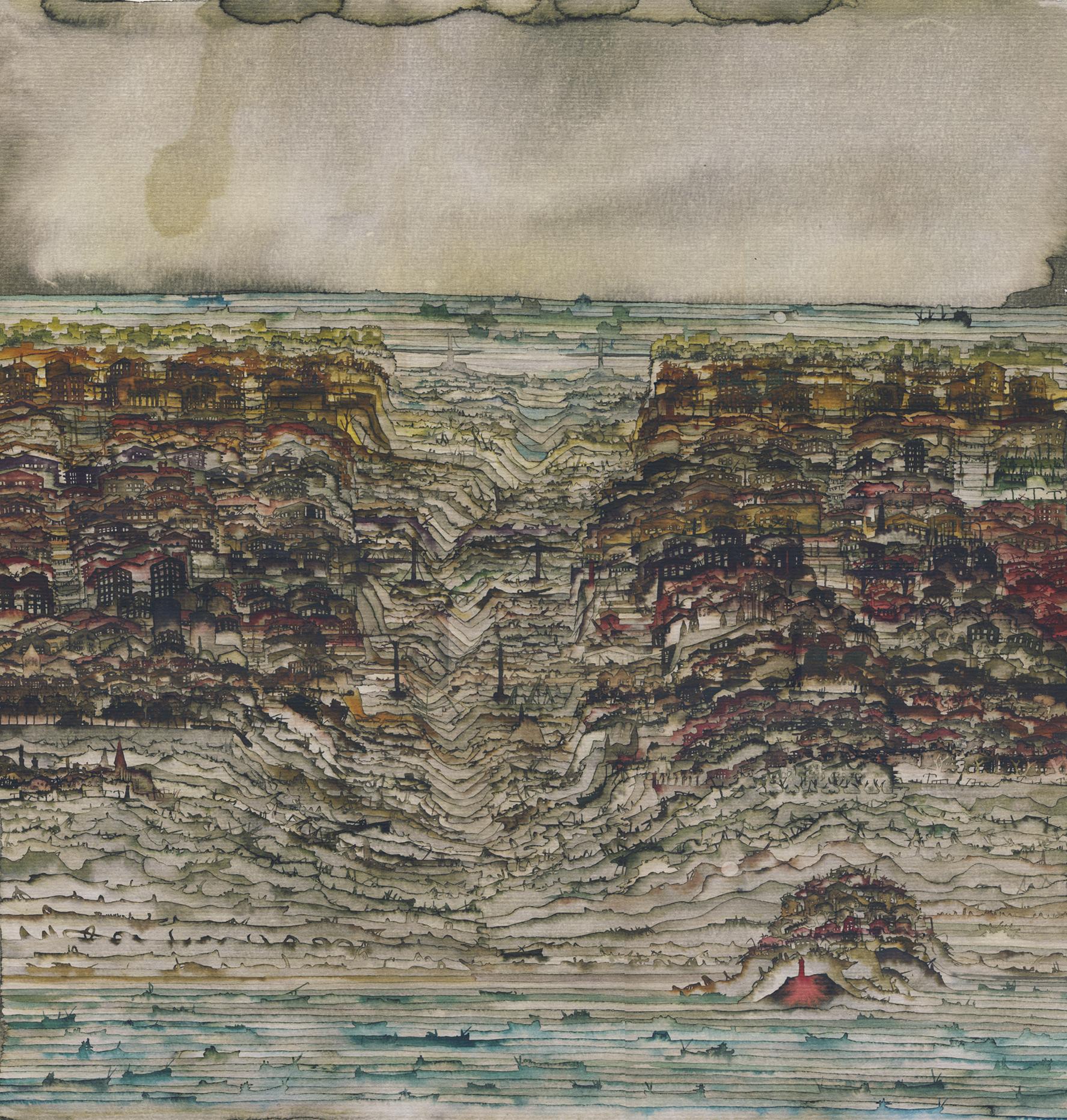 Insan Dogasi II by saksagan