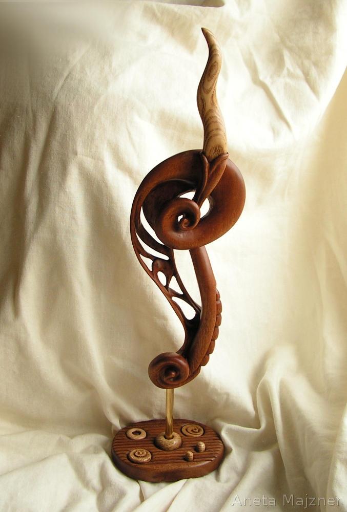 Sculpture 1 by AmberSculpture